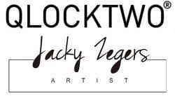 van-ledden-exclusief-qlocktwo-jacky-zegers-logo